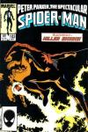 Spectacular Spider-Man #102 comic books - cover scans photos Spectacular Spider-Man #102 comic books - covers, picture gallery