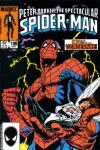 Spectacular Spider-Man #106 comic books - cover scans photos Spectacular Spider-Man #106 comic books - covers, picture gallery
