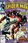 Spectacular Spider-Man #110 comic books - cover scans photos Spectacular Spider-Man #110 comic books - covers, picture gallery