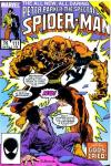 Spectacular Spider-Man #111 cheap bargain discounted comic books Spectacular Spider-Man #111 comic books