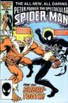 Spectacular Spider-Man #116 comic books - cover scans photos Spectacular Spider-Man #116 comic books - covers, picture gallery