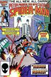 Spectacular Spider-Man #118 comic books - cover scans photos Spectacular Spider-Man #118 comic books - covers, picture gallery