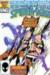 Spectacular Spider-Man #119 comic books - cover scans photos Spectacular Spider-Man #119 comic books - covers, picture gallery