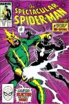 Spectacular Spider-Man #135 comic books - cover scans photos Spectacular Spider-Man #135 comic books - covers, picture gallery