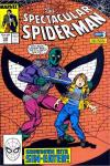 Spectacular Spider-Man #136 comic books - cover scans photos Spectacular Spider-Man #136 comic books - covers, picture gallery