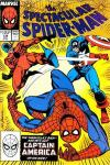 Spectacular Spider-Man #138 comic books - cover scans photos Spectacular Spider-Man #138 comic books - covers, picture gallery
