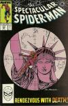 Spectacular Spider-Man #140 comic books - cover scans photos Spectacular Spider-Man #140 comic books - covers, picture gallery