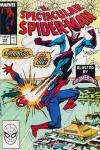 Spectacular Spider-Man #144 comic books - cover scans photos Spectacular Spider-Man #144 comic books - covers, picture gallery