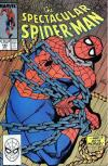 Spectacular Spider-Man #145 comic books - cover scans photos Spectacular Spider-Man #145 comic books - covers, picture gallery