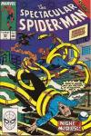 Spectacular Spider-Man #146 comic books - cover scans photos Spectacular Spider-Man #146 comic books - covers, picture gallery