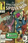 Spectacular Spider-Man #153 comic books - cover scans photos Spectacular Spider-Man #153 comic books - covers, picture gallery