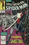 Spectacular Spider-Man #155 comic books - cover scans photos Spectacular Spider-Man #155 comic books - covers, picture gallery