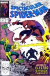 Spectacular Spider-Man #157 comic books - cover scans photos Spectacular Spider-Man #157 comic books - covers, picture gallery