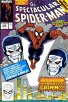Spectacular Spider-Man #159 comic books - cover scans photos Spectacular Spider-Man #159 comic books - covers, picture gallery