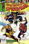 Spectacular Spider-Man #161 comic books - cover scans photos Spectacular Spider-Man #161 comic books - covers, picture gallery