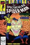 Spectacular Spider-Man #162 comic books - cover scans photos Spectacular Spider-Man #162 comic books - covers, picture gallery