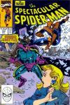 Spectacular Spider-Man #164 comic books - cover scans photos Spectacular Spider-Man #164 comic books - covers, picture gallery