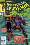Spectacular Spider-Man #166 Comic Books - Covers, Scans, Photos  in Spectacular Spider-Man Comic Books - Covers, Scans, Gallery