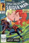 Spectacular Spider-Man #167 comic books - cover scans photos Spectacular Spider-Man #167 comic books - covers, picture gallery