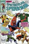 Spectacular Spider-Man #169 comic books - cover scans photos Spectacular Spider-Man #169 comic books - covers, picture gallery