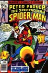 Spectacular Spider-Man #17 comic books - cover scans photos Spectacular Spider-Man #17 comic books - covers, picture gallery