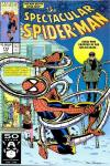 Spectacular Spider-Man #173 comic books - cover scans photos Spectacular Spider-Man #173 comic books - covers, picture gallery