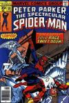 Spectacular Spider-Man #18 comic books - cover scans photos Spectacular Spider-Man #18 comic books - covers, picture gallery