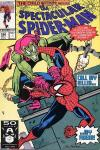 Spectacular Spider-Man #180 Comic Books - Covers, Scans, Photos  in Spectacular Spider-Man Comic Books - Covers, Scans, Gallery