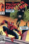 Spectacular Spider-Man #186 comic books - cover scans photos Spectacular Spider-Man #186 comic books - covers, picture gallery