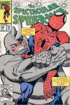 Spectacular Spider-Man #190 comic books - cover scans photos Spectacular Spider-Man #190 comic books - covers, picture gallery