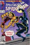 Spectacular Spider-Man #191 comic books - cover scans photos Spectacular Spider-Man #191 comic books - covers, picture gallery