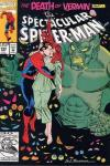 Spectacular Spider-Man #194 comic books - cover scans photos Spectacular Spider-Man #194 comic books - covers, picture gallery