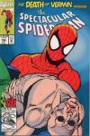 Spectacular Spider-Man #196 comic books - cover scans photos Spectacular Spider-Man #196 comic books - covers, picture gallery