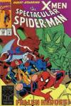 Spectacular Spider-Man #199 comic books - cover scans photos Spectacular Spider-Man #199 comic books - covers, picture gallery