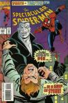 Spectacular Spider-Man #205 comic books - cover scans photos Spectacular Spider-Man #205 comic books - covers, picture gallery