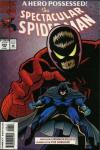 Spectacular Spider-Man #208 comic books - cover scans photos Spectacular Spider-Man #208 comic books - covers, picture gallery