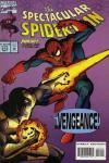 Spectacular Spider-Man #212 comic books - cover scans photos Spectacular Spider-Man #212 comic books - covers, picture gallery
