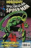 Spectacular Spider-Man #215 comic books - cover scans photos Spectacular Spider-Man #215 comic books - covers, picture gallery