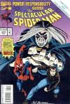 Spectacular Spider-Man #217 comic books - cover scans photos Spectacular Spider-Man #217 comic books - covers, picture gallery