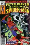 Spectacular Spider-Man #22 comic books for sale