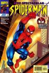 Spectacular Spider-Man #257 comic books - cover scans photos Spectacular Spider-Man #257 comic books - covers, picture gallery