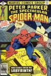Spectacular Spider-Man #35 comic books - cover scans photos Spectacular Spider-Man #35 comic books - covers, picture gallery