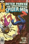 Spectacular Spider-Man #37 comic books - cover scans photos Spectacular Spider-Man #37 comic books - covers, picture gallery