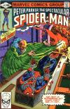Spectacular Spider-Man #45 comic books - cover scans photos Spectacular Spider-Man #45 comic books - covers, picture gallery