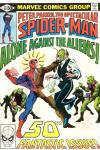 Spectacular Spider-Man #50 cheap bargain discounted comic books Spectacular Spider-Man #50 comic books