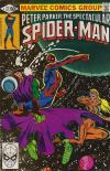 Spectacular Spider-Man #51 comic books - cover scans photos Spectacular Spider-Man #51 comic books - covers, picture gallery