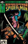 Spectacular Spider-Man #54 comic books - cover scans photos Spectacular Spider-Man #54 comic books - covers, picture gallery