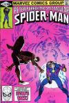 Spectacular Spider-Man #55 comic books - cover scans photos Spectacular Spider-Man #55 comic books - covers, picture gallery