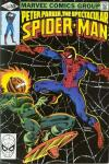 Spectacular Spider-Man #56 comic books - cover scans photos Spectacular Spider-Man #56 comic books - covers, picture gallery