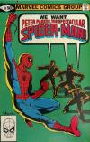 Spectacular Spider-Man #59 comic books - cover scans photos Spectacular Spider-Man #59 comic books - covers, picture gallery